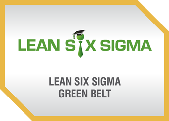 Lean Six Sigma Green Belt Online