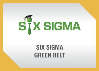 Six Sigma Green Belt Online